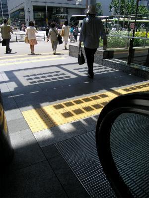 JR大阪駅前