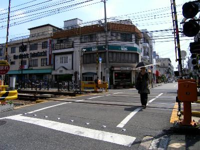 南海 我孫子前駅周辺