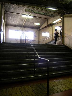 南海 新今宮駅