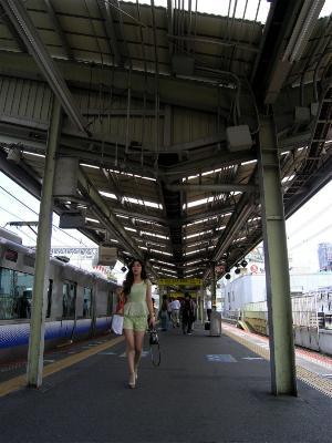 JR西日本 新今宮駅