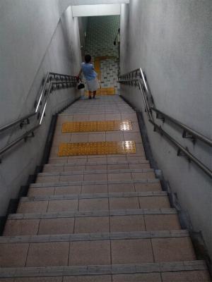 山陽電車 大開駅