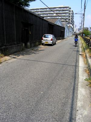 南海 堺駅〜湊駅間