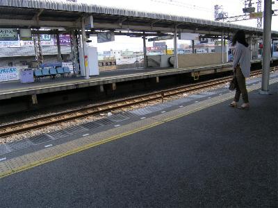 南海 住ノ江駅