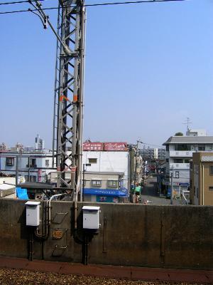 南海 湊駅